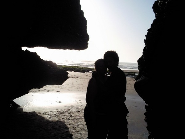 Casablanca Beach in Love 2010
